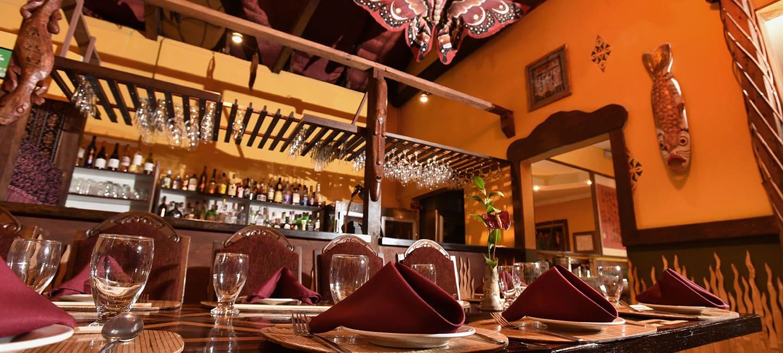 Theme Rooms Tin Jo Restaurant # Muebles Urgelles